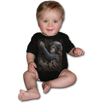 bambino corpo SPIRAL - Scimmia Affari - Nero, SPIRAL