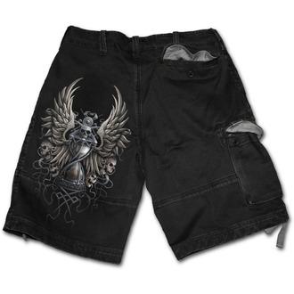 pantaloncini uomo SPIRAL - Darkness - Nero, SPIRAL