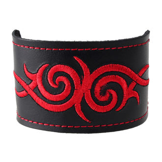 bracciale Tribal - Red, BLACK & METAL
