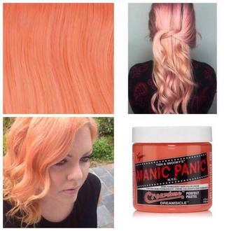 tinta per capelli MANIC PANIC - Classic - Dreamcicle