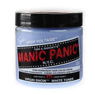 tinta per capelli MANIC PANIC - Classic - Virgin snow, MANIC PANIC