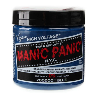 tinta per capelli MANIC PANIC - Classic - vudù Blu, MANIC PANIC