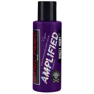 tintura per capelli MANIC PANIC - Amplified - viola Notte, MANIC PANIC