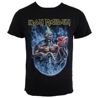 t-shirt metal uomo Iron Maiden - CIRCLE - AMPLIFIED, AMPLIFIED, Iron Maiden