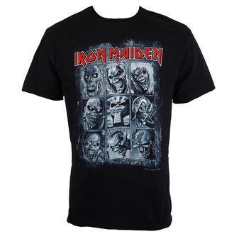 t-shirt metal uomo Iron Maiden - EDDIES - AMPLIFIED, AMPLIFIED, Iron Maiden