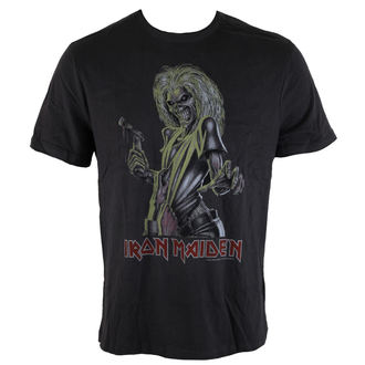t-shirt metal uomo Iron Maiden - KILLER - AMPLIFIED, AMPLIFIED, Iron Maiden