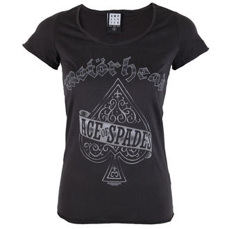 t-shirt metal donna Motörhead - Ace Of - AMPLIFIED, AMPLIFIED, Motörhead
