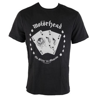 t-shirt metal uomo Motörhead - Ace - AMPLIFIED, AMPLIFIED, Motörhead