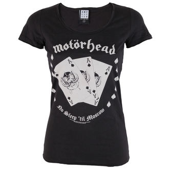 t-shirt metal donna Motörhead - Ace - AMPLIFIED, AMPLIFIED, Motörhead