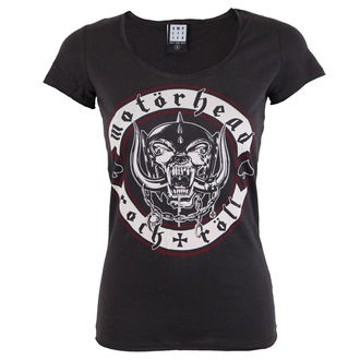 t-shirt metal donna Motörhead - Biker - AMPLIFIED, AMPLIFIED, Motörhead