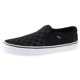 scarpe da ginnastica basse uomo - Aher (Chkrs) - VANS, VANS