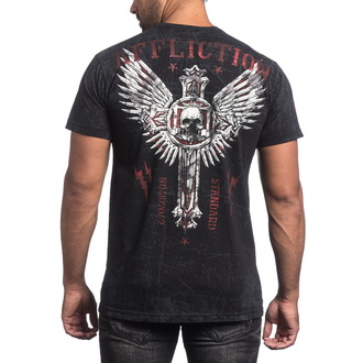 t-shirt hardcore uomo - Repost - AFFLICTION, AFFLICTION