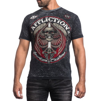 t-shirt hardcore uomo - Death March - AFFLICTION, AFFLICTION