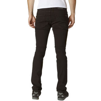 pantaloni da uomo FOX - Dagger - Nero vintage, FOX