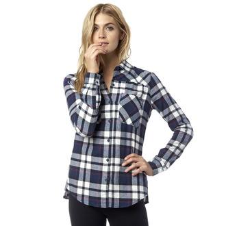 camicia da donna FOX - Flown - Indaco, FOX