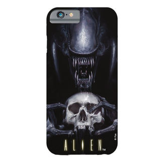 Cover per telefono Alien - iPhone 6 - Skull, Alien - Vetřelec