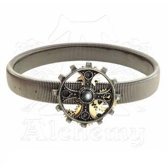 braccialetto ALCHEMY GOTHIC - Foundryman's Ring Cross, ALCHEMY GOTHIC