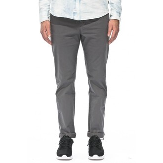 Pantaloni uomo GLOBE - Goodstock Chino - Grigio - GB01216010-GRY