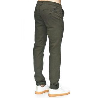pantaloni uomo GLOBE - Goodstock Chino - Annata Nero