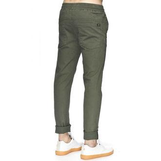 Pantaloni uomo GLOBE - Goodstock Beach Pant - Esercito, GLOBE