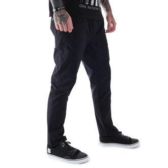 pantaloni uomo GLOBE - Goodstock Beach Pant - Nero, GLOBE