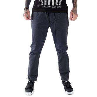 pantaloni uomo GLOBE - Goodstock Beach Pant - Carbone, GLOBE