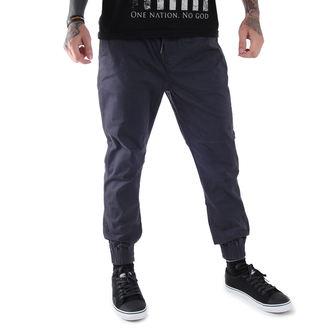 pantaloni uomo GLOBE - Goodstock Jogger - Coal, GLOBE
