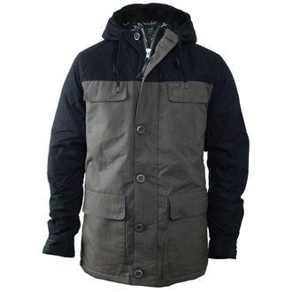 giacca invernale uomo - Goodstock Blocked Parka - GLOBE, GLOBE