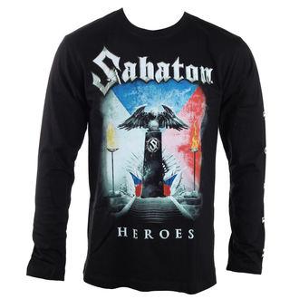t-shirt metal uomo Sabaton - Heroes Czech republic - CARTON, CARTON, Sabaton