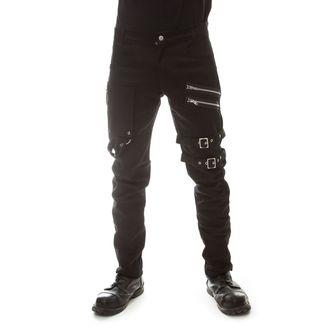 pantaloni uomini POIZEN INDUSTRIES - ICEBREAKER - NERO