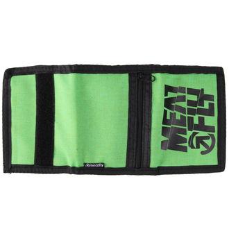 portafoglio  MEATFLY - Nightcall - C - verde, Nero