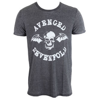 t-shirt metal uomo Avenged Sevenfold - Deathbat - ROCK OFF, ROCK OFF, Avenged Sevenfold