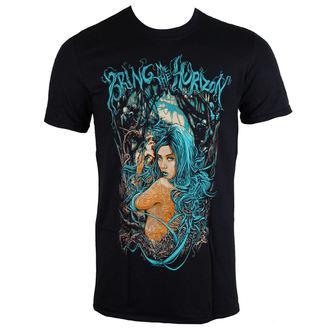 t-shirt metal uomo Bring Me The Horizon - Forest Girl - ROCK OFF, ROCK OFF, Bring Me The Horizon