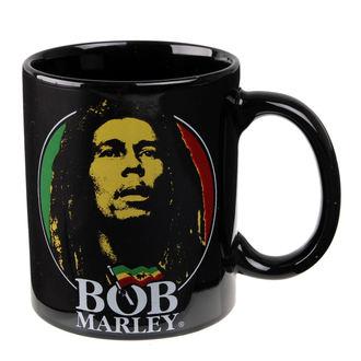 tazza Bob Marley - Logo - ROCK OFF, ROCK OFF, Bob Marley