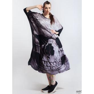 Vestito da donna KILLSTAR - Skull Boho - DANNEGGIATO, KILLSTAR