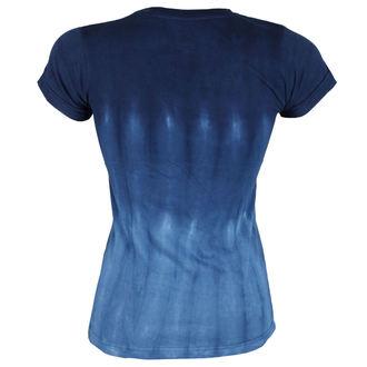 t-shirt metal donna Lynyrd Skynyrd - Skynyrd Stars Tie-Dye Juniors - LIQUID BLUE, LIQUID BLUE, Lynyrd Skynyrd