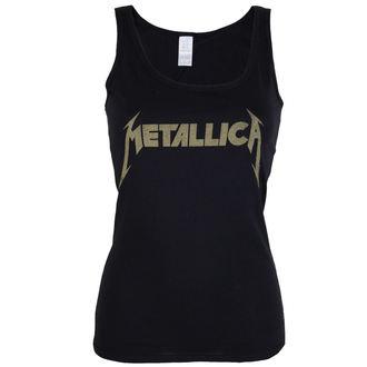top  donna metallica - Hetfield Iron Cross Guitar - Nero - ATMOSPHERE, NNM, Metallica