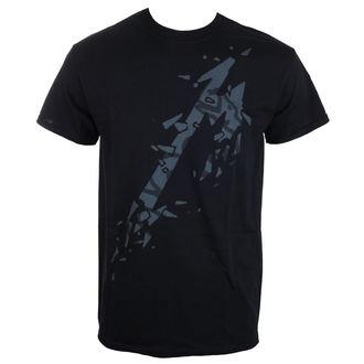 t-shirt metal uomo Metallica - Black Album - NNM - RTMTLTSBMBL