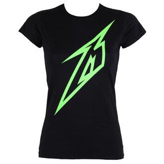 t-shirt metal donna Metallica - M Bolt -, Metallica