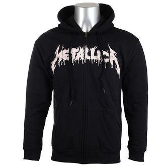felpa con capuccio uomo Metallica - One Black - NNM, NNM, Metallica