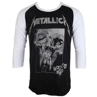 t-shirt metal uomo Metallica - Damage Detail Inversed - NNM - RTMTLBBBWDAM