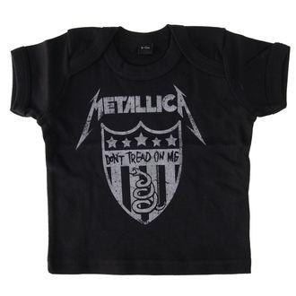 t-shirt metal bambino Metallica - Don't Tread on Me -, Metallica