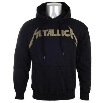 felpa con capuccio uomo Metallica - Hetfield Iron Cross -, Metallica