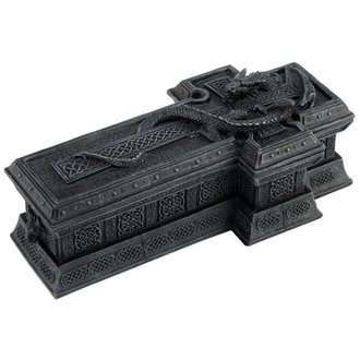 decorazione (scatola) Drago Celtico