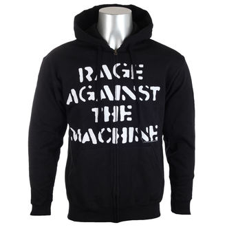 felpa con capuccio uomo Rage against the machine - Large Fist Black - NNM, NNM, Rage against the machine