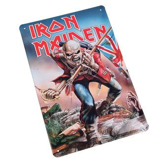 tabella Iron Maiden - The Trooper, Iron Maiden