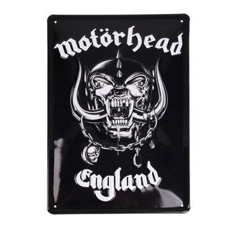 tabella Motörhead - Logo, NNM, Motörhead