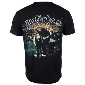t-shirt metal uomo Motörhead - Clean Your Clock - ROCK OFF, ROCK OFF, Motörhead