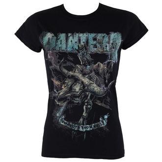 t-shirt metal donna Pantera - Vintage Rider - ROCK OFF, ROCK OFF, Pantera