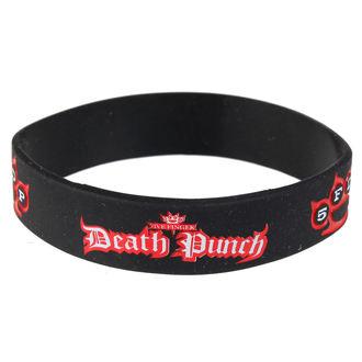 braccialetto Five Finger Death Punch - Logo - ROCK OFF, ROCK OFF, Five Finger Death Punch